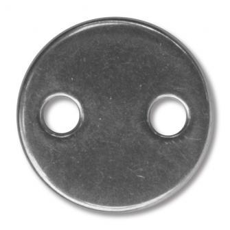 Rondella ortopedica / bottone di sutura per fissaggio legamento