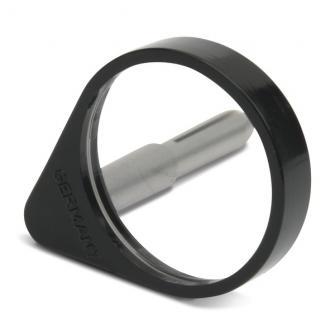 Testina aperta con lente ingrandimento