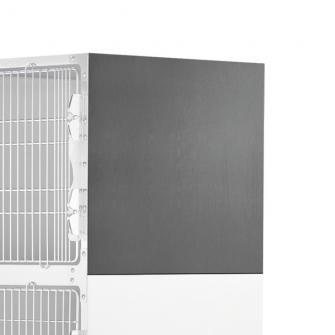 Pannello laterale e coperchio per gabbie SHOR-LINE