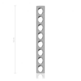 Mini placca autocompressiva 1,5 - 2,0 mm