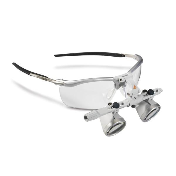 Occhialini binoculari HEINE® su  S-FRAME