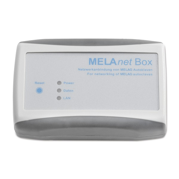 Collegamento al computer di autoclavi - MelaNet Box