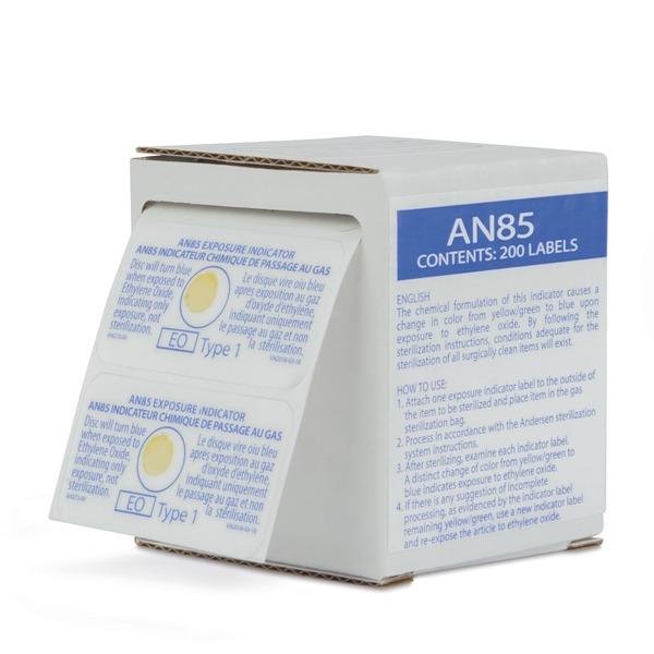 Strisce per il controllo della sterilizzazione AN-85