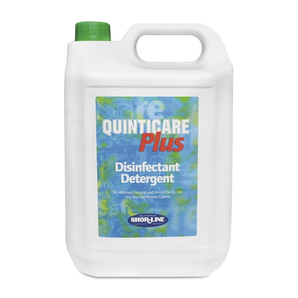 Detergente per pulizia e disinfezione QUINTICARE