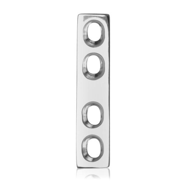 Placche piccoli frammenti autocompressive, 2,7 mm